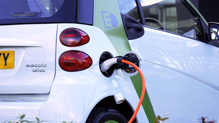 De laadtijd van een elektrische auto