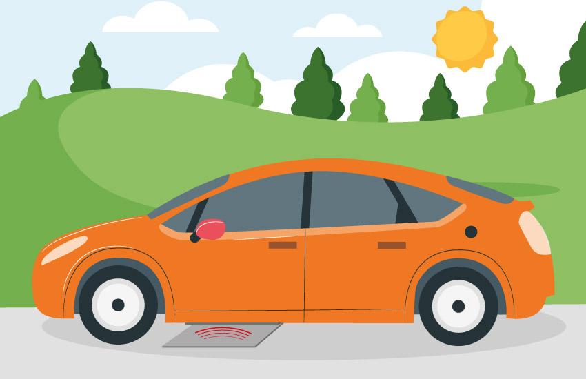 Draadloos je elektrische auto opladen